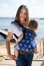 Kinderhop Baby Draagzak Multi Grow  Marine