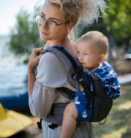 Kinderhop Baby Draagzak Grow Air Marine