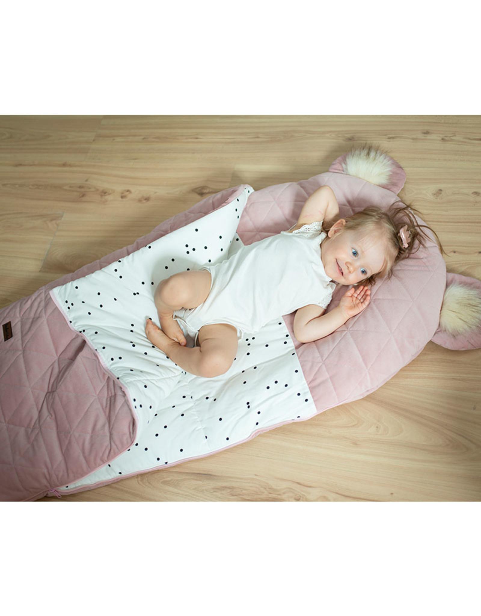 Kinderhop Dream Catcher Slaapzak roze