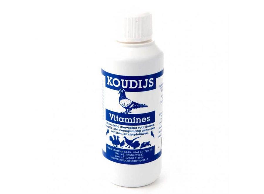 Koudijs vitamines vloeibaar 250ml