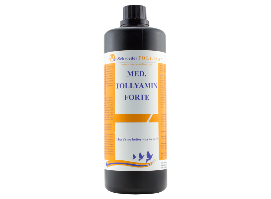 MED. TOLLYAMIN FORTE, IT'S SIMPLY THE BEST 1000ml