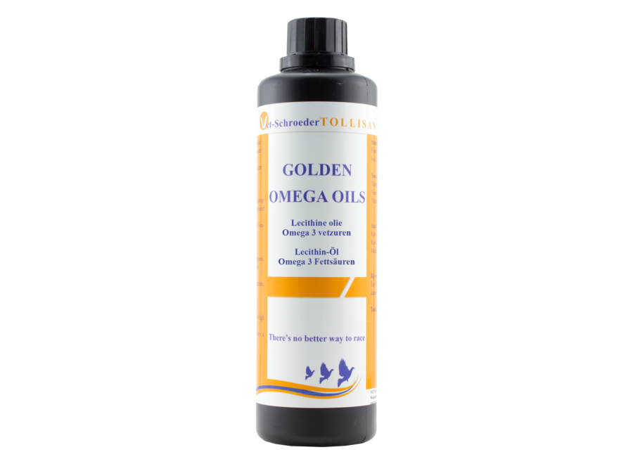 Golden omega oil