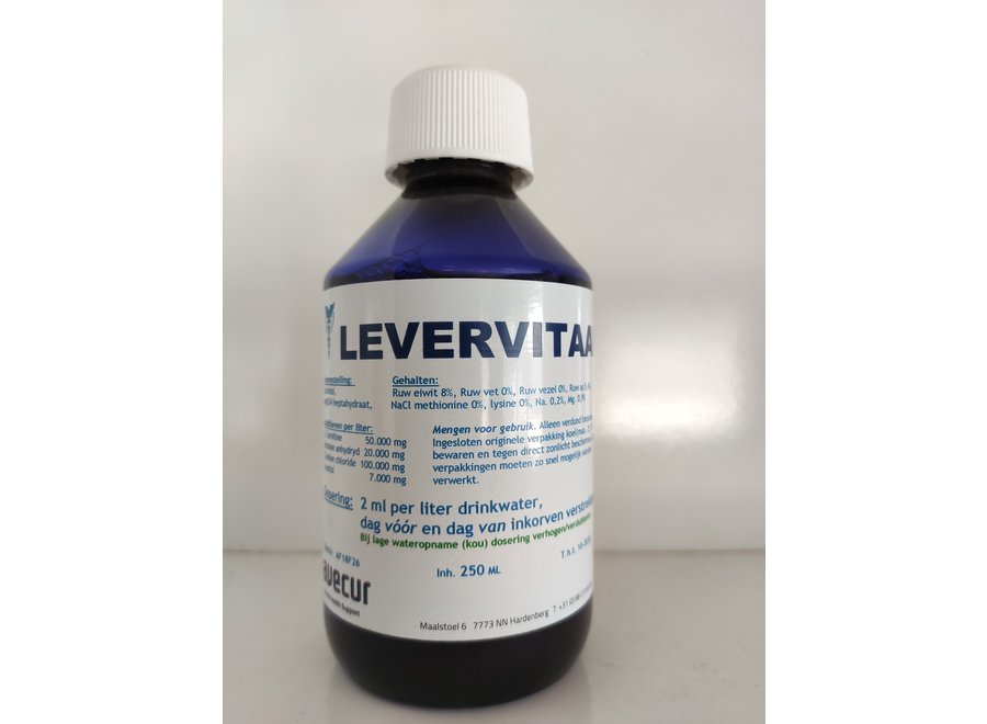 Levervitaal