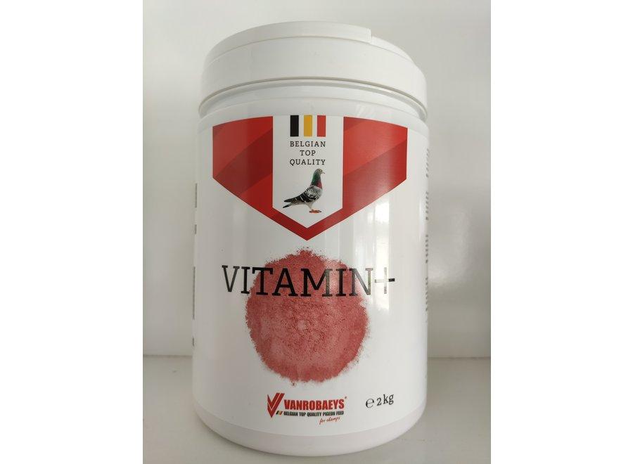 Vitamine plus 4kg