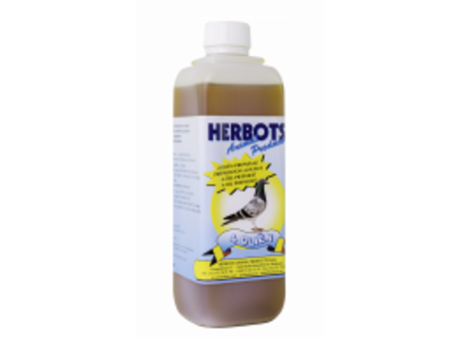 Herbots 4 zuivere olien 500ml