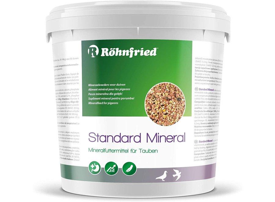 Standard Mineral -Rohnfried 10kg