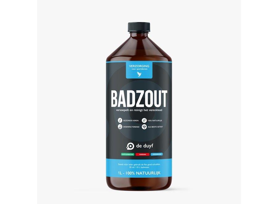 Badzout 1000ml                      1 DOPJE  OP 10L WATER