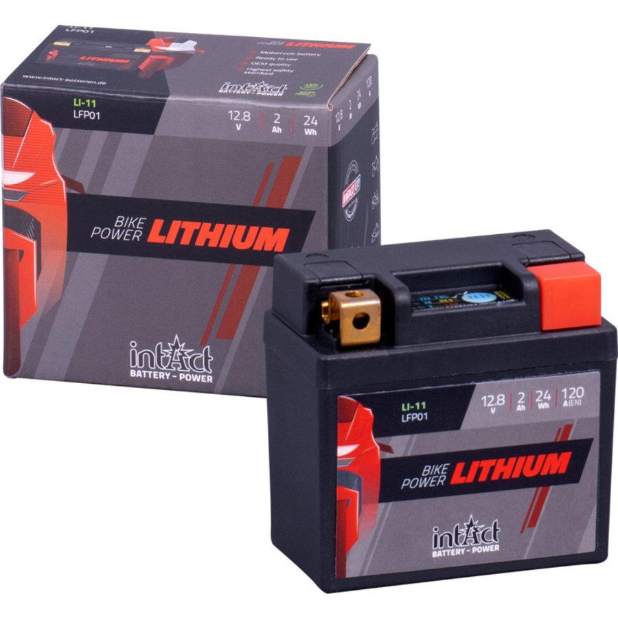 Intact Bike-Power Lithium 12v 2AH (c10)-2