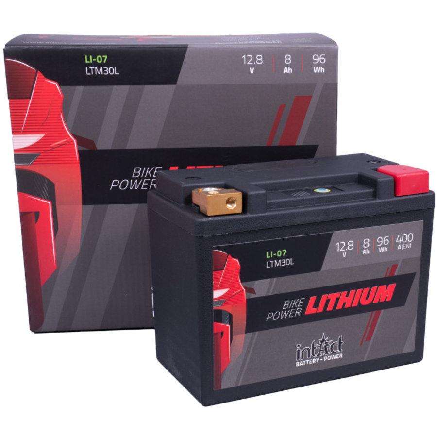 Intact Bike-Power Lithium 12V 8Ah(c10)-2