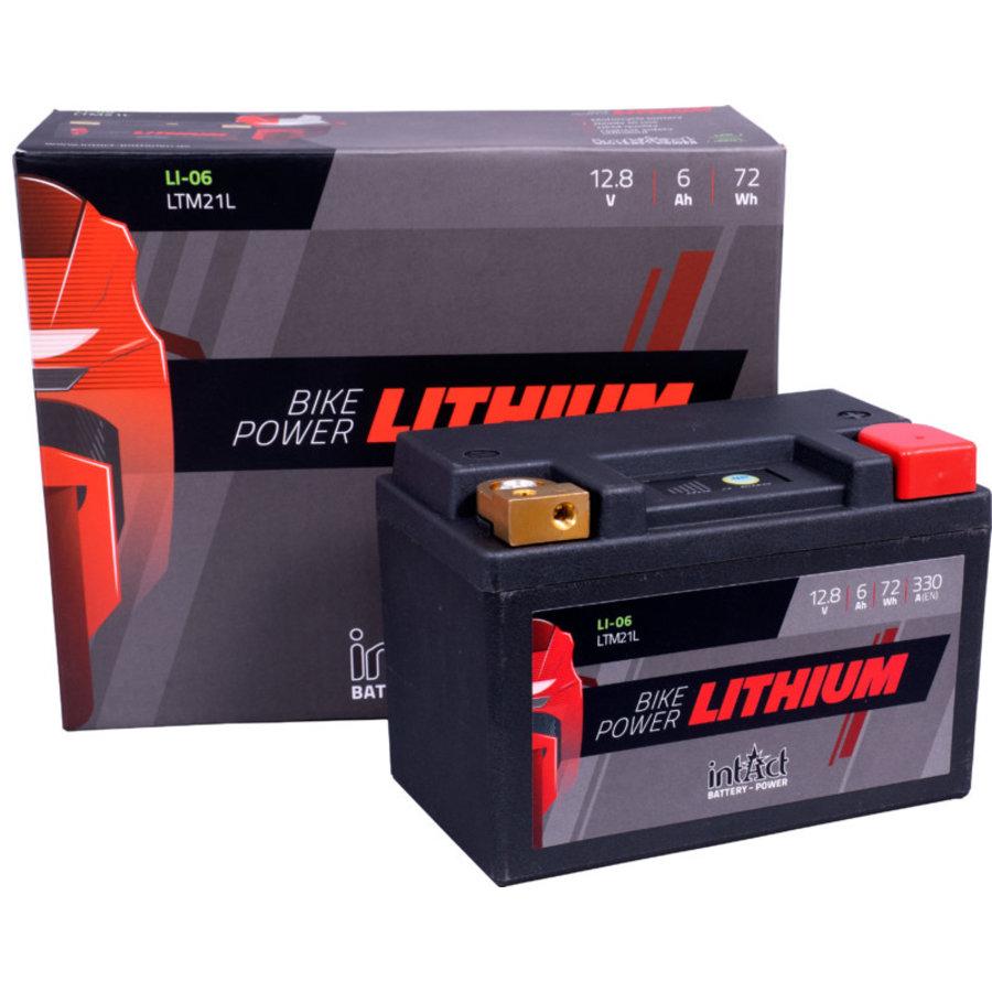 Intact Bike-Power Lithium 12V 6Ah(c10)-2