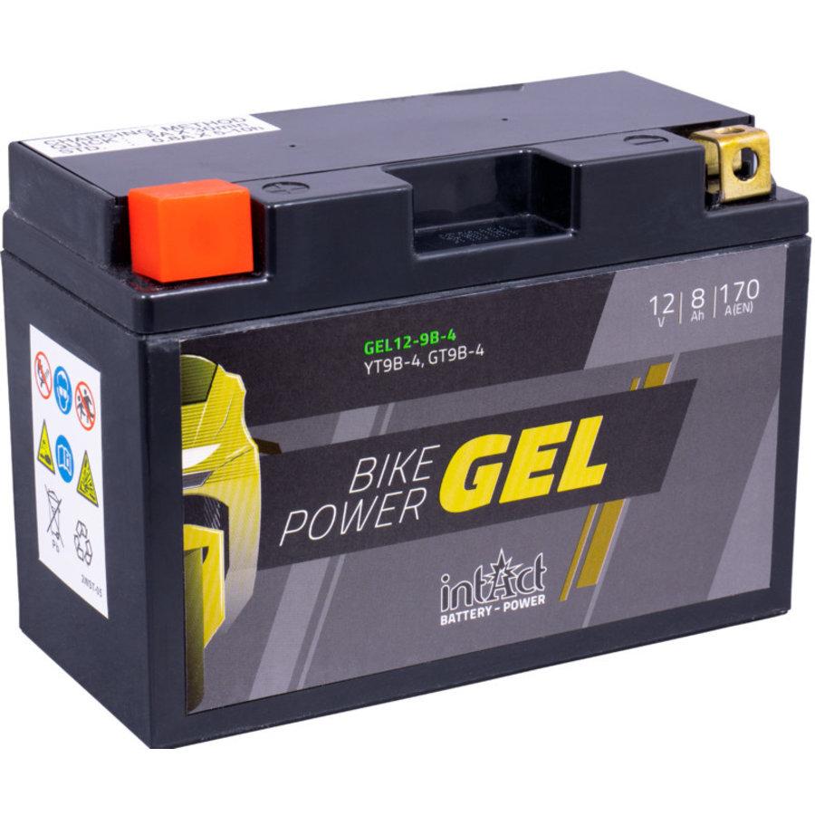 Intact Bike-Power GEL 12V 9Ah-1