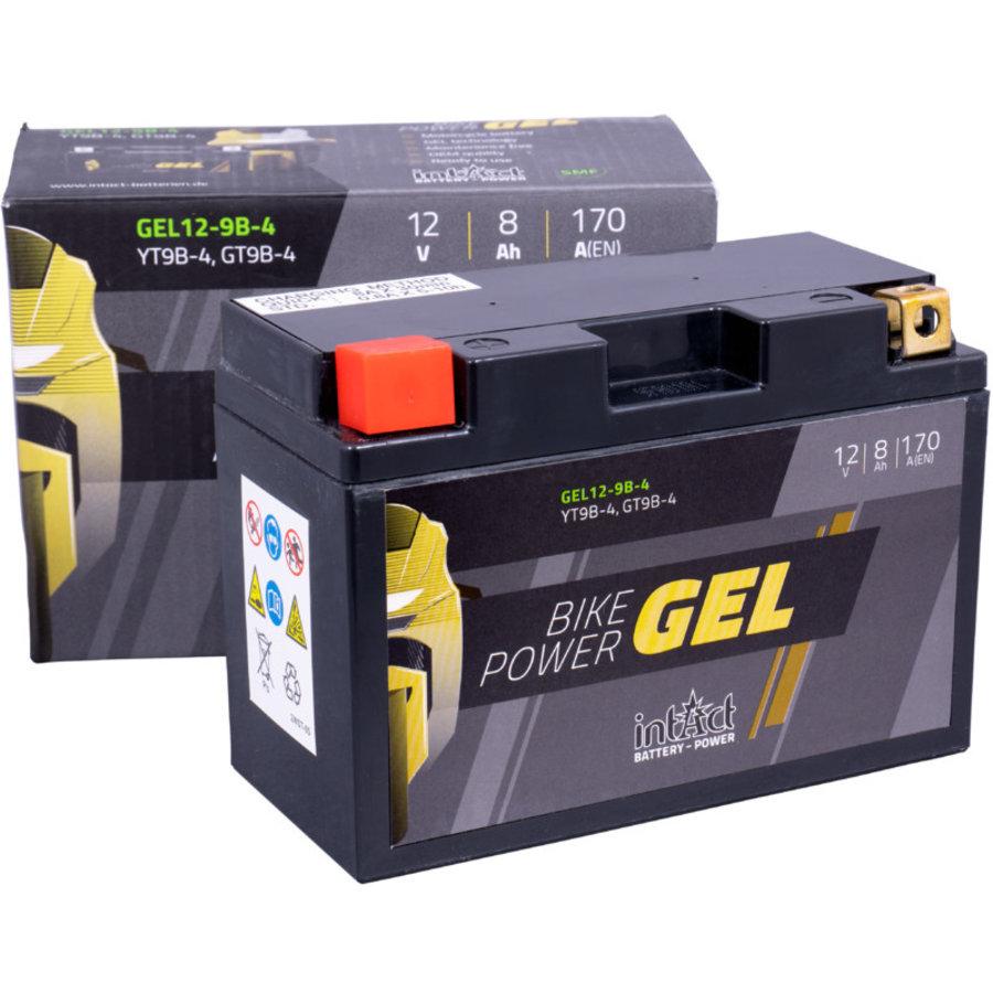 Intact Bike-Power GEL 12V 9Ah-2