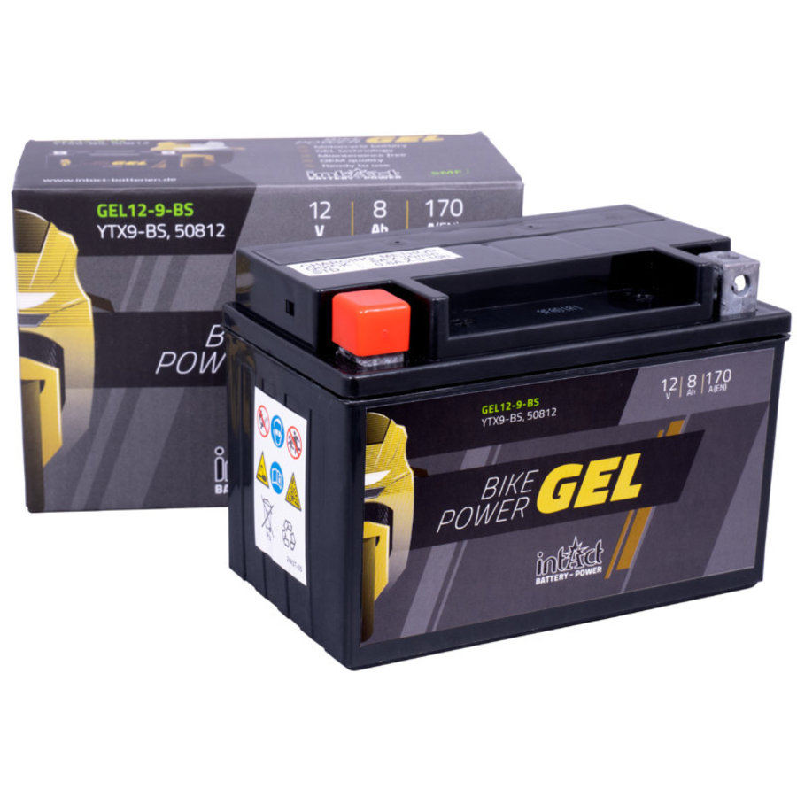 Intact Bike-Power GEL 12V 8Ah-2