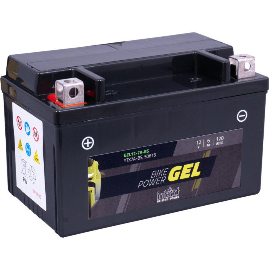 Intact Bike-Power GEL 12V 6Ah-1