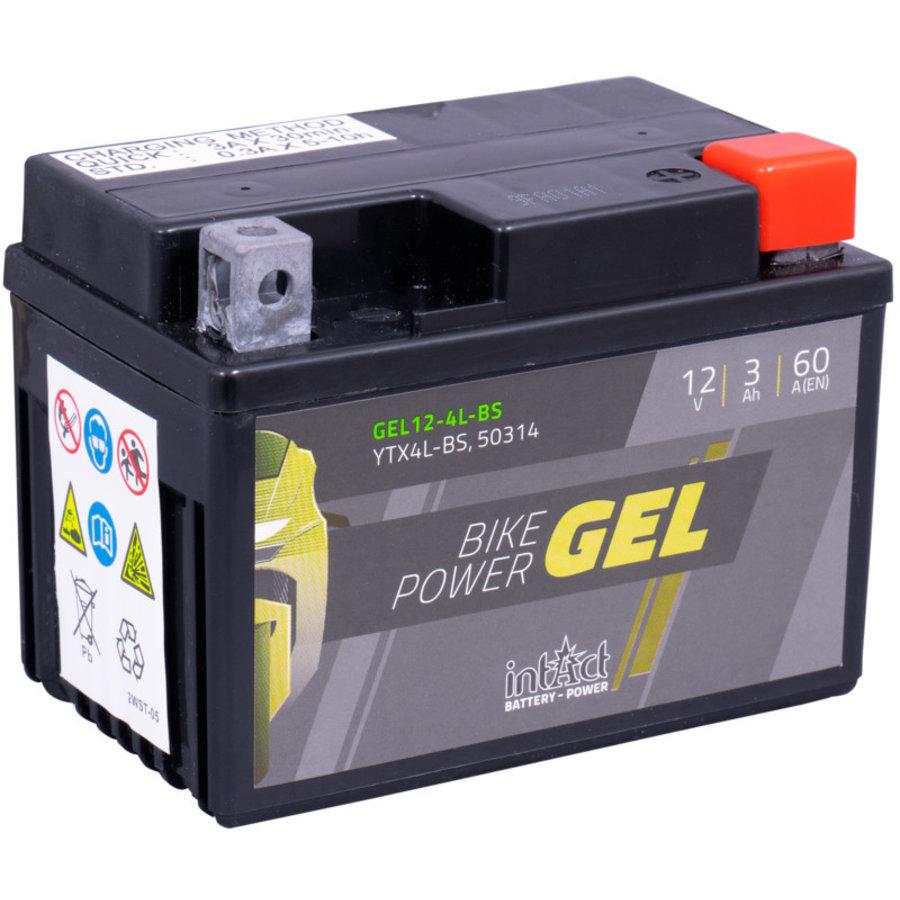 Intact Bike-Power GEL 12V 4Ah-1