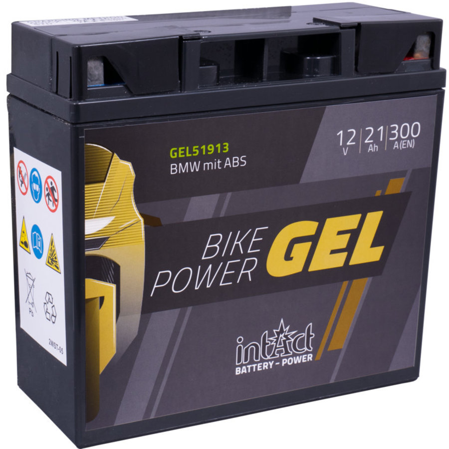 Intact Bike-Power GEL 12V 21Ah-1