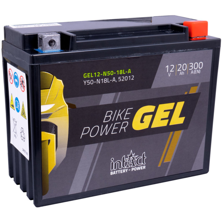 Intact Bike-Power GEL 12V 20Ah-1