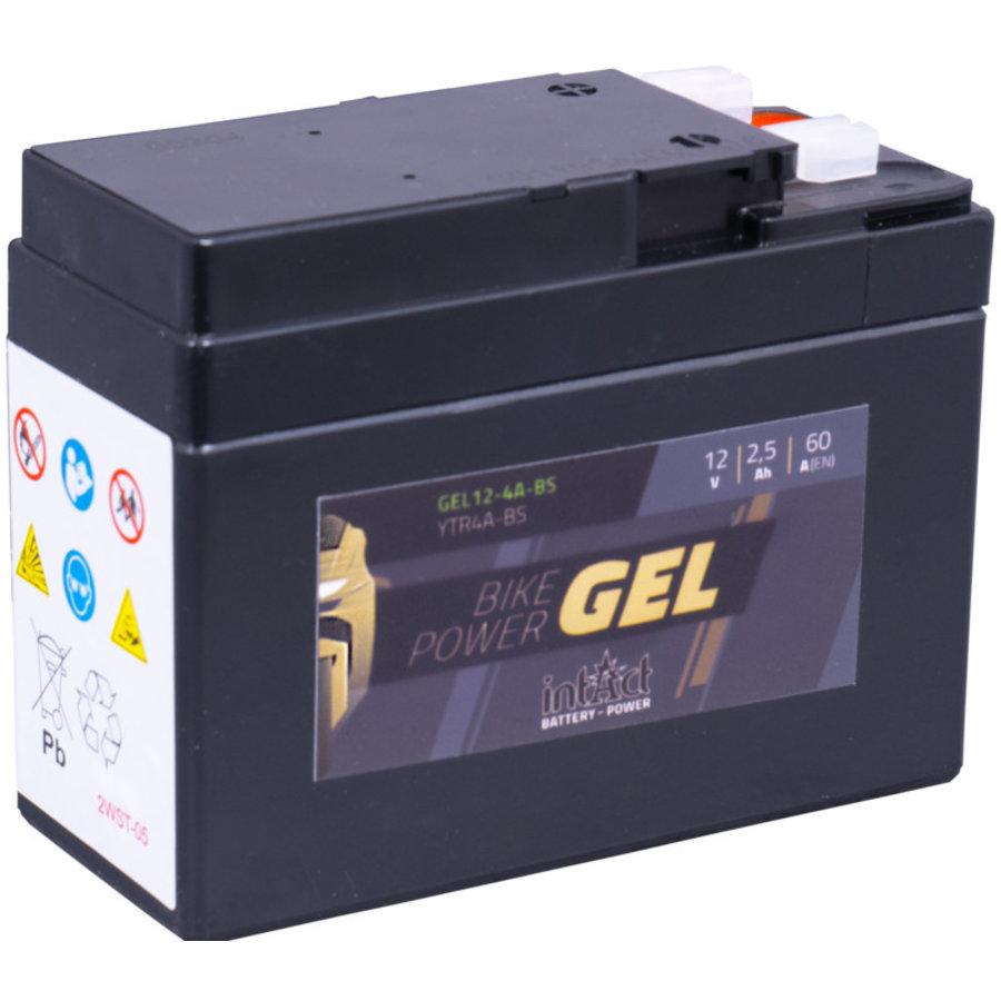 Intact Bike-Power GEL 12V 2,5Ah-1
