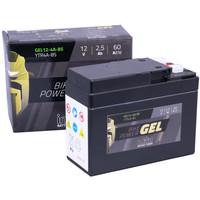 thumb-Intact Bike-Power GEL 12V 2,5Ah-2