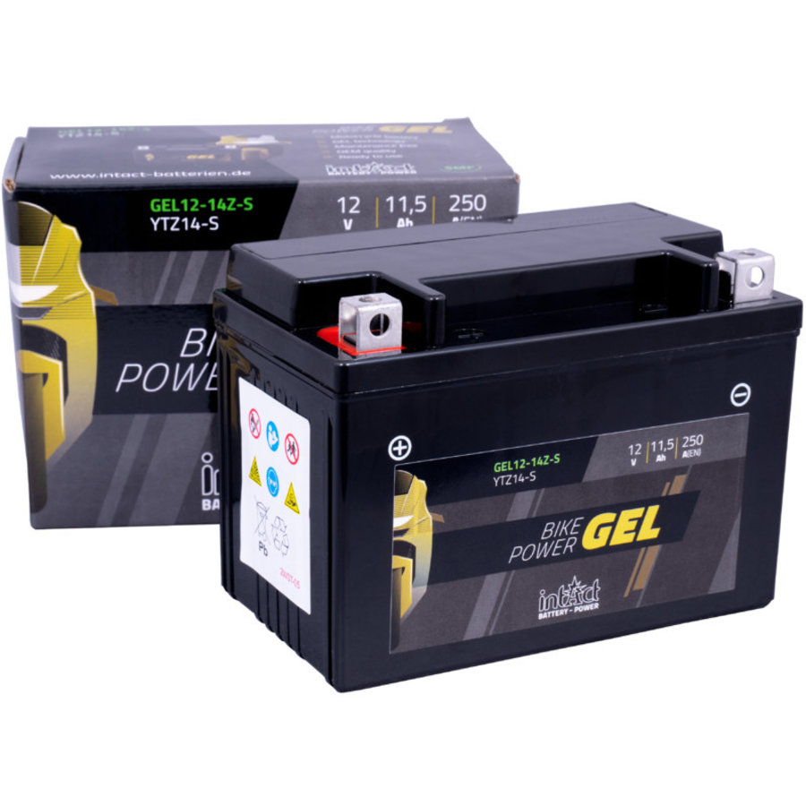 Intact Bike-Power GEL 12V 11,5Ah-2