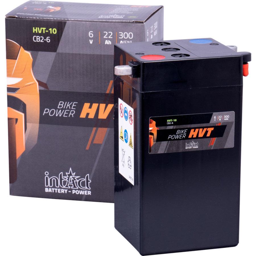 Intact Bike-Power HVT-10 6V 22Ah-2