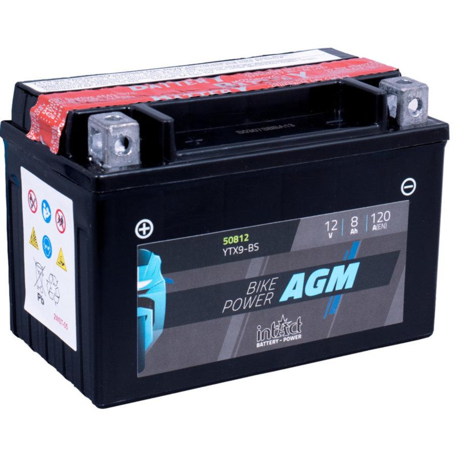 Intact Bike-Power AGM 12V 8Ah-1