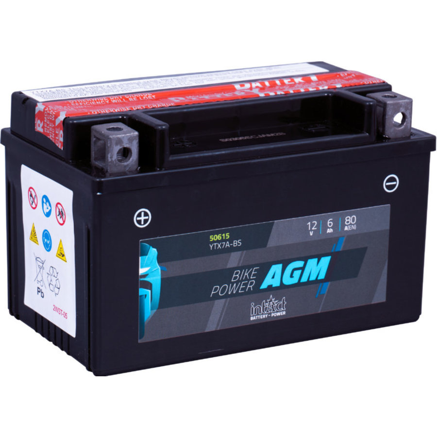 Intact Bike-Power AGM 12V 6Ah-1