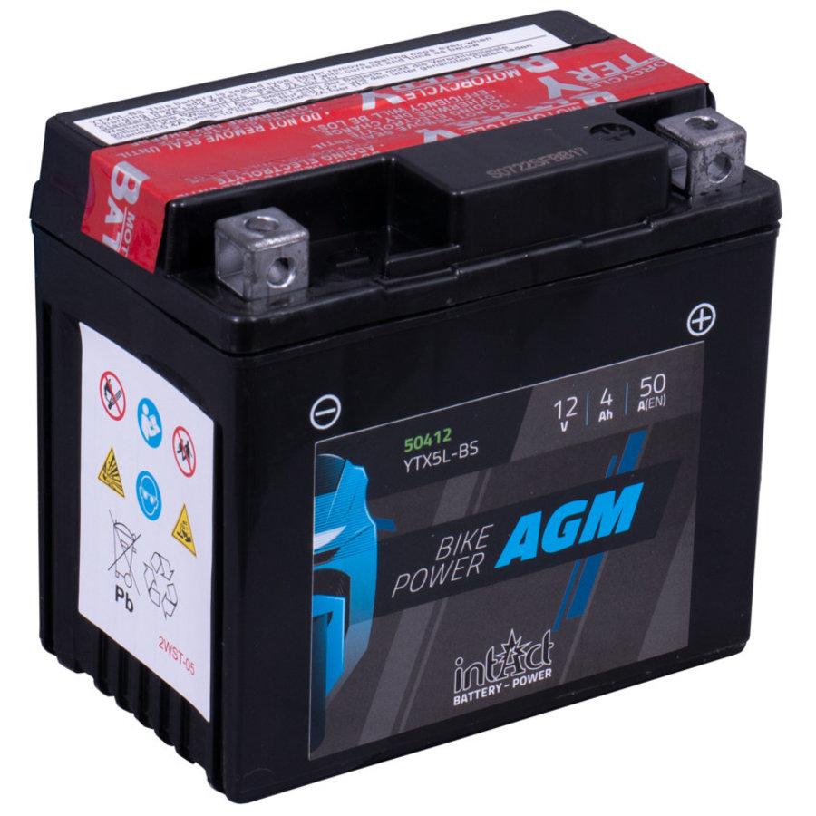 Intact Bike-Power AGM 12V 4Ah-1