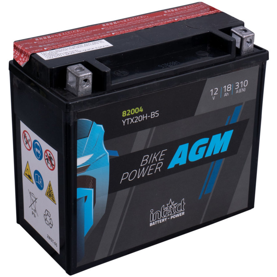 Intact Bike-Power AGM 12V 18Ah-1