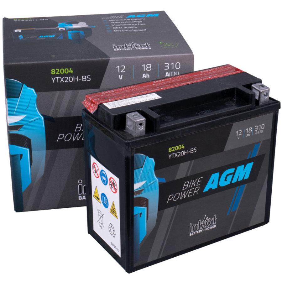 Intact Bike-Power AGM 12V 18Ah-2
