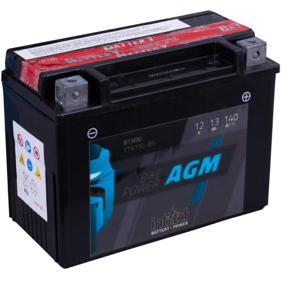 Intact Bike-Power AGM 12V 13Ah-1