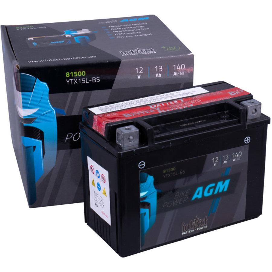 Intact Bike-Power AGM 12V 13Ah-2