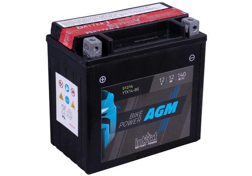 Intact Bike-Power AGM 12V 12Ah