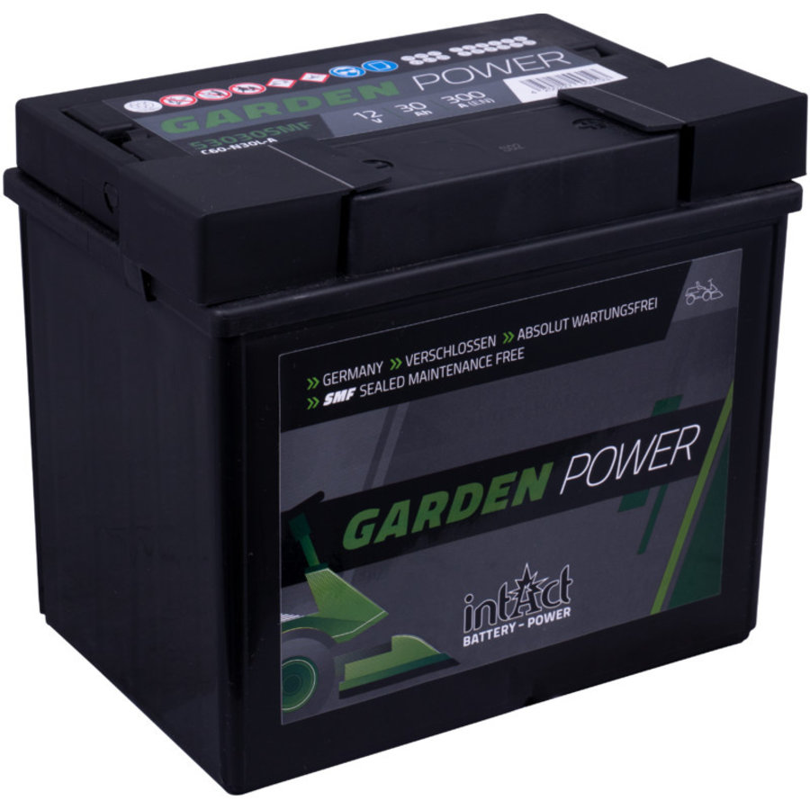 Intact Garden-Power 12V 30Ah-1