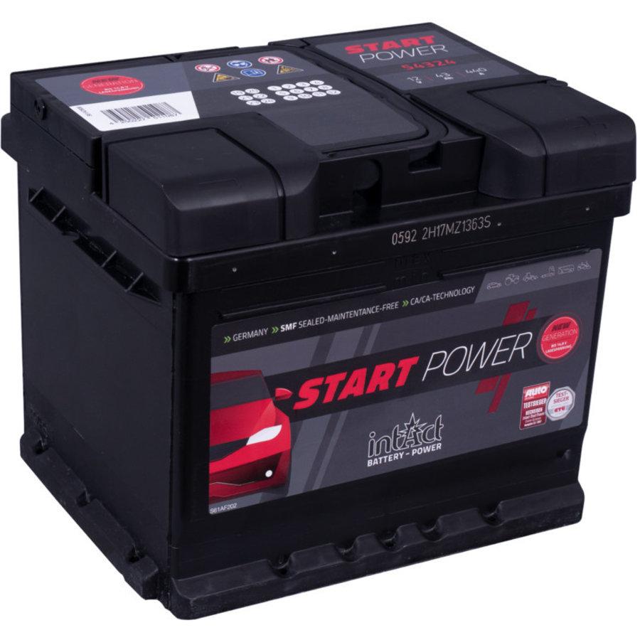 Intact Start-Power 12V 43Ah-1