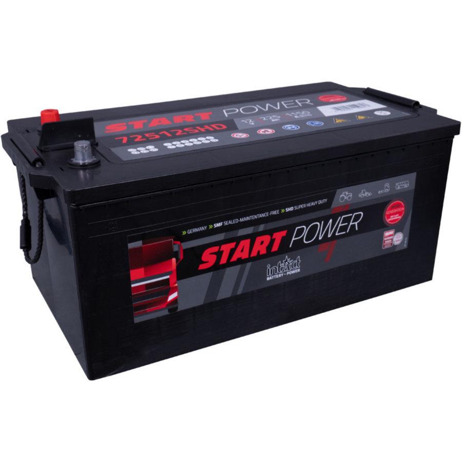 Intact Start-Power SHD 12V 225Ah-1