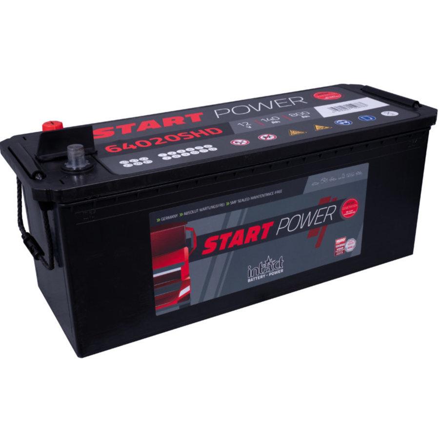 Intact Start-Power SHD 12V 140Ah-1