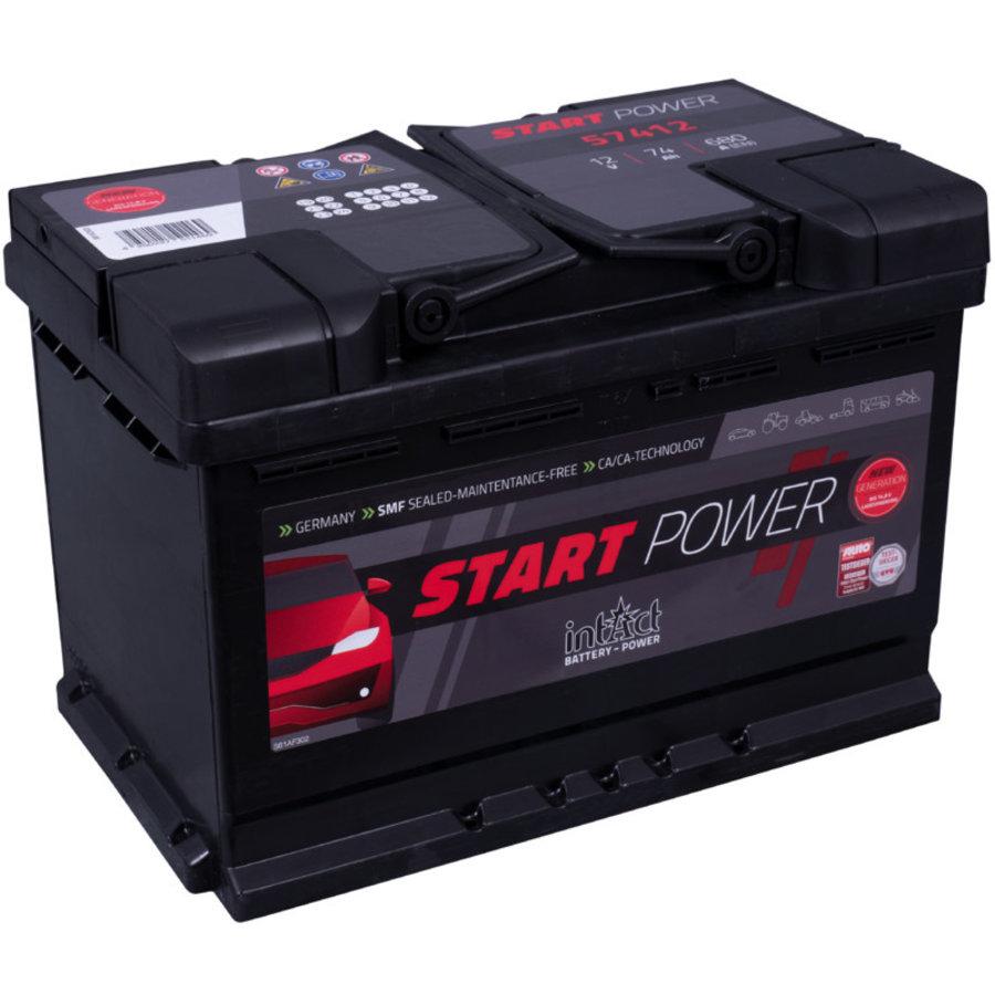 Intact Start-Power 12V 74Ah-1