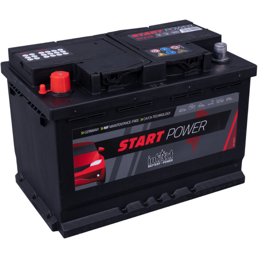 Intact Start-Power 12V 72Ah-1