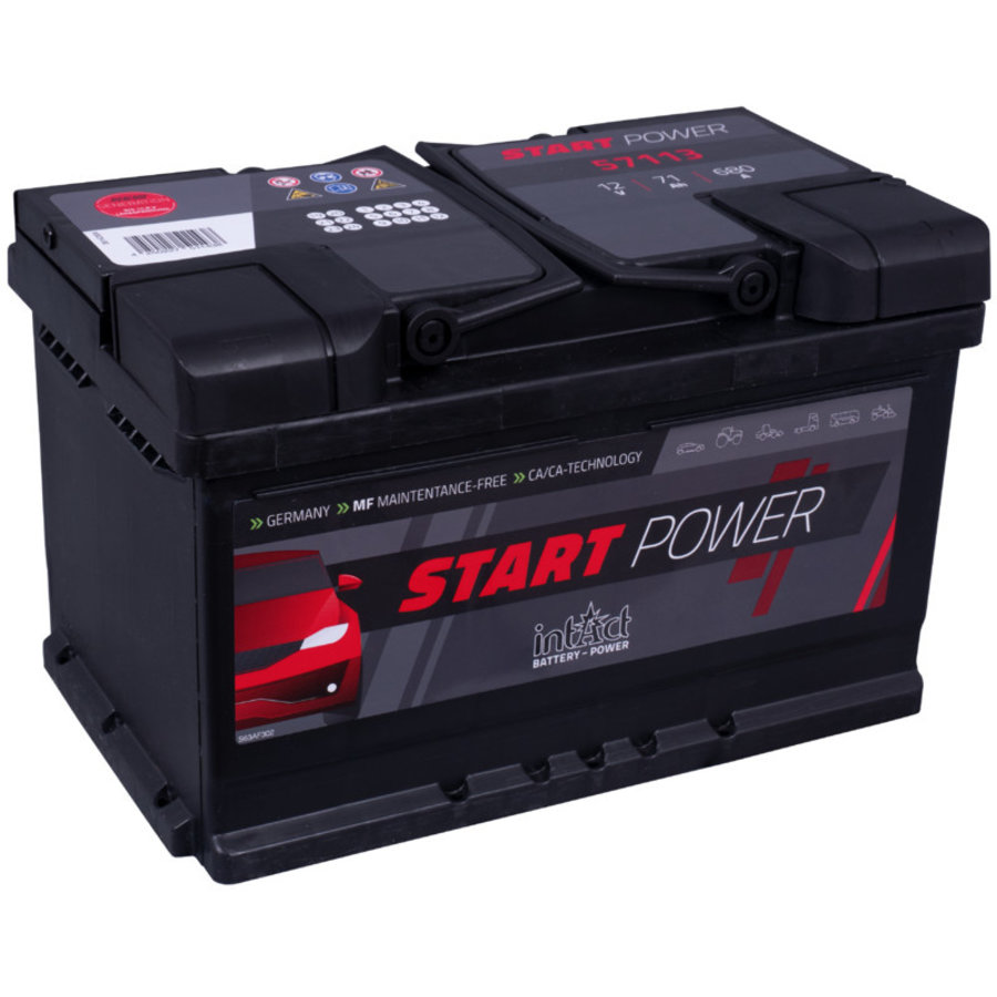 Intact Start-Power 12V 71Ah-1