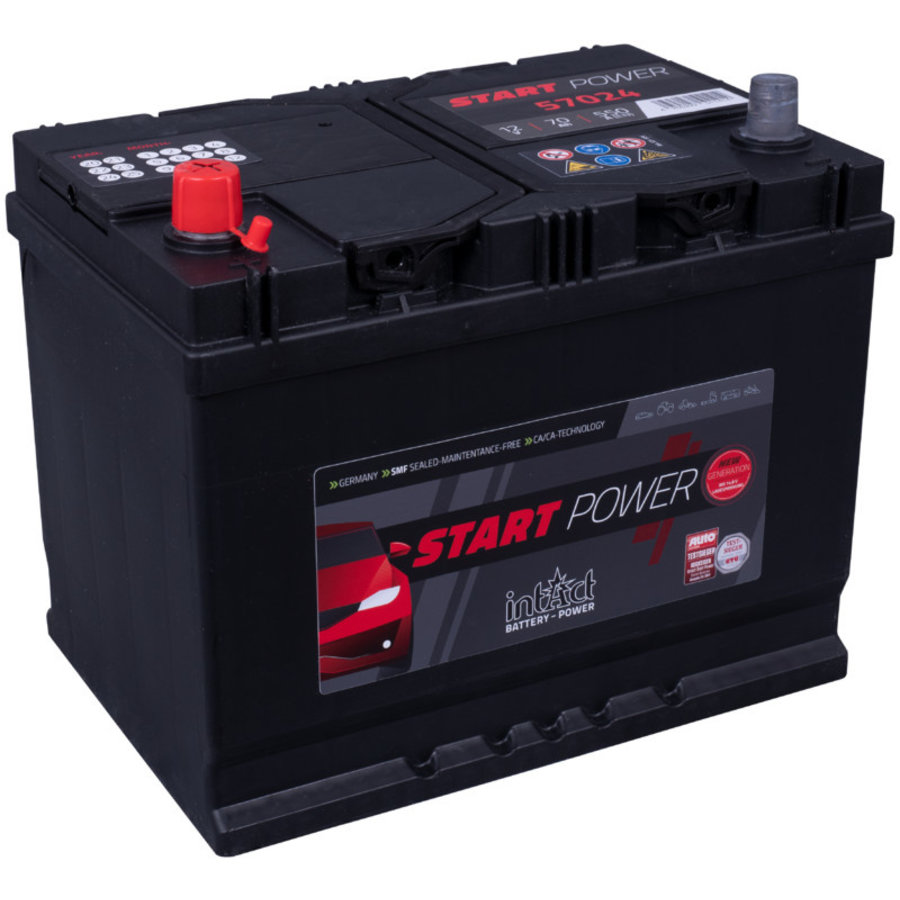 Intact Start-Power 12V 70Ah-1