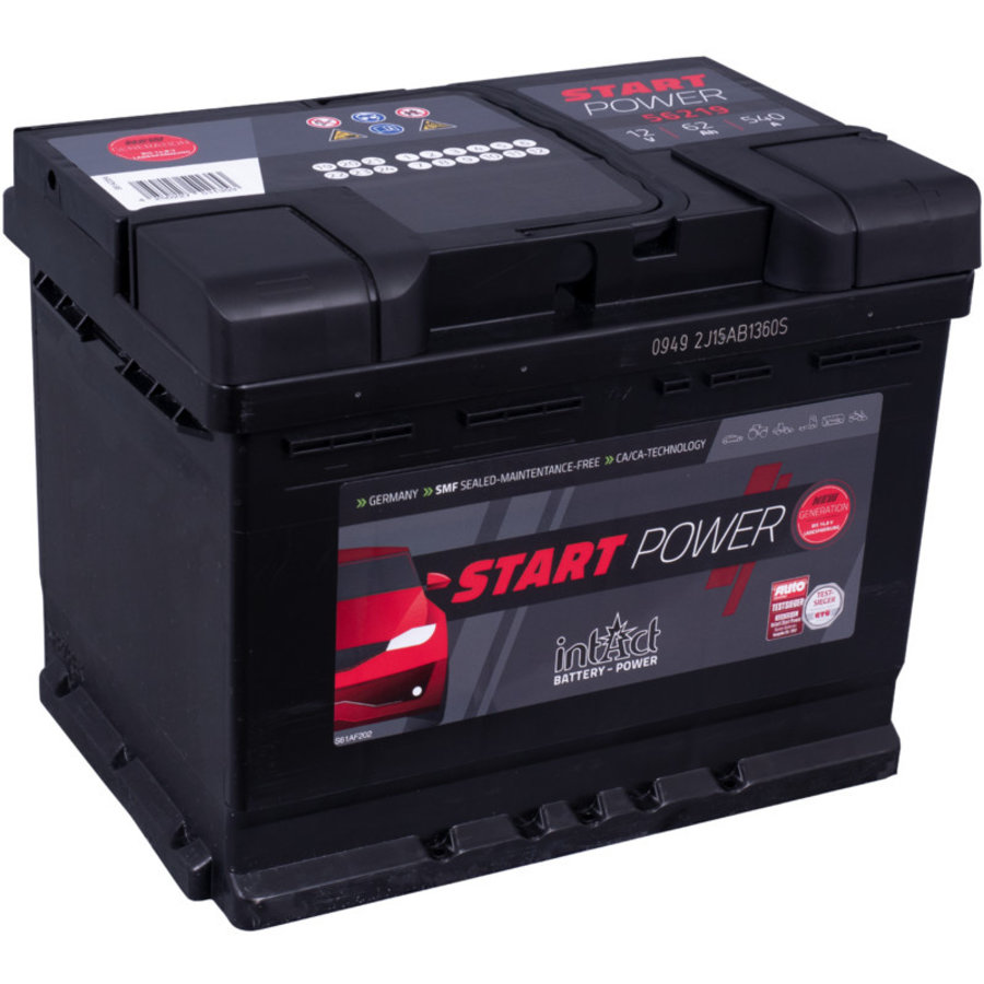 Intact Start-Power 12V 62Ah-1