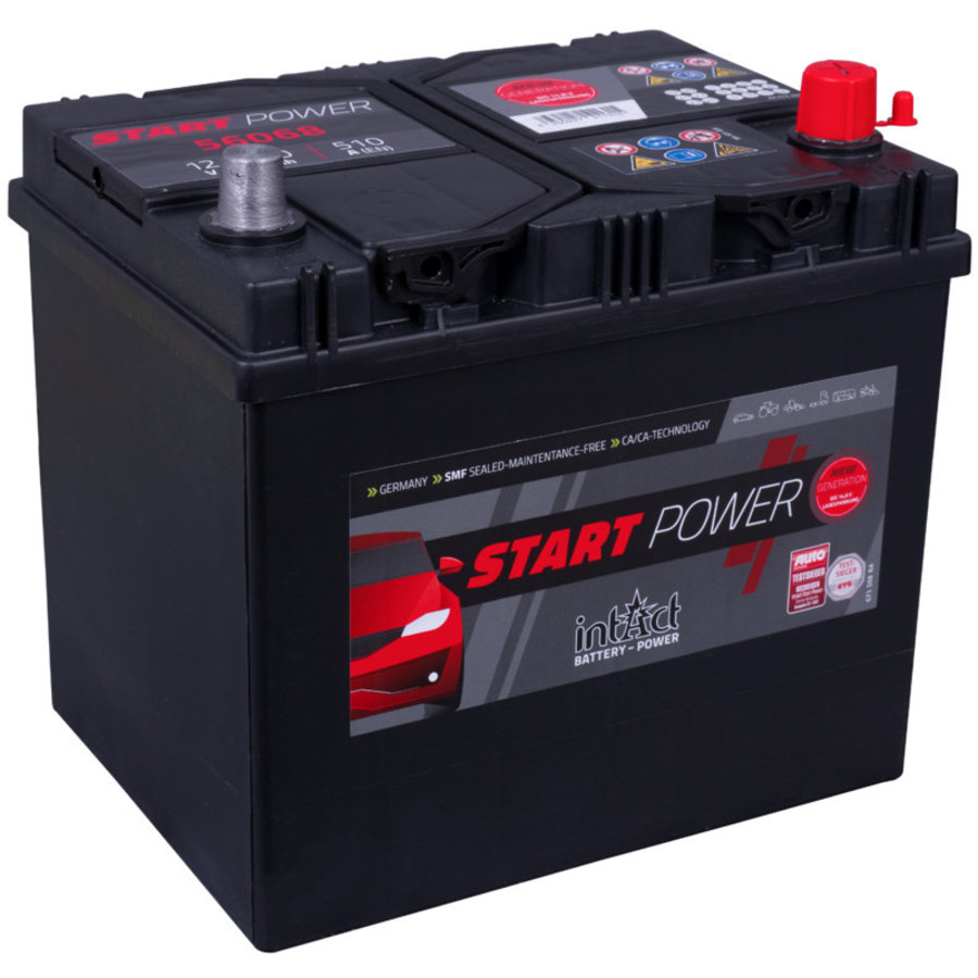 Intact Start-Power 12V 60Ah-1