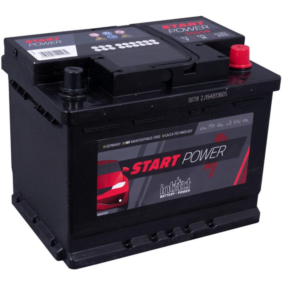 Intact Start-Power 12V 55Ah-1