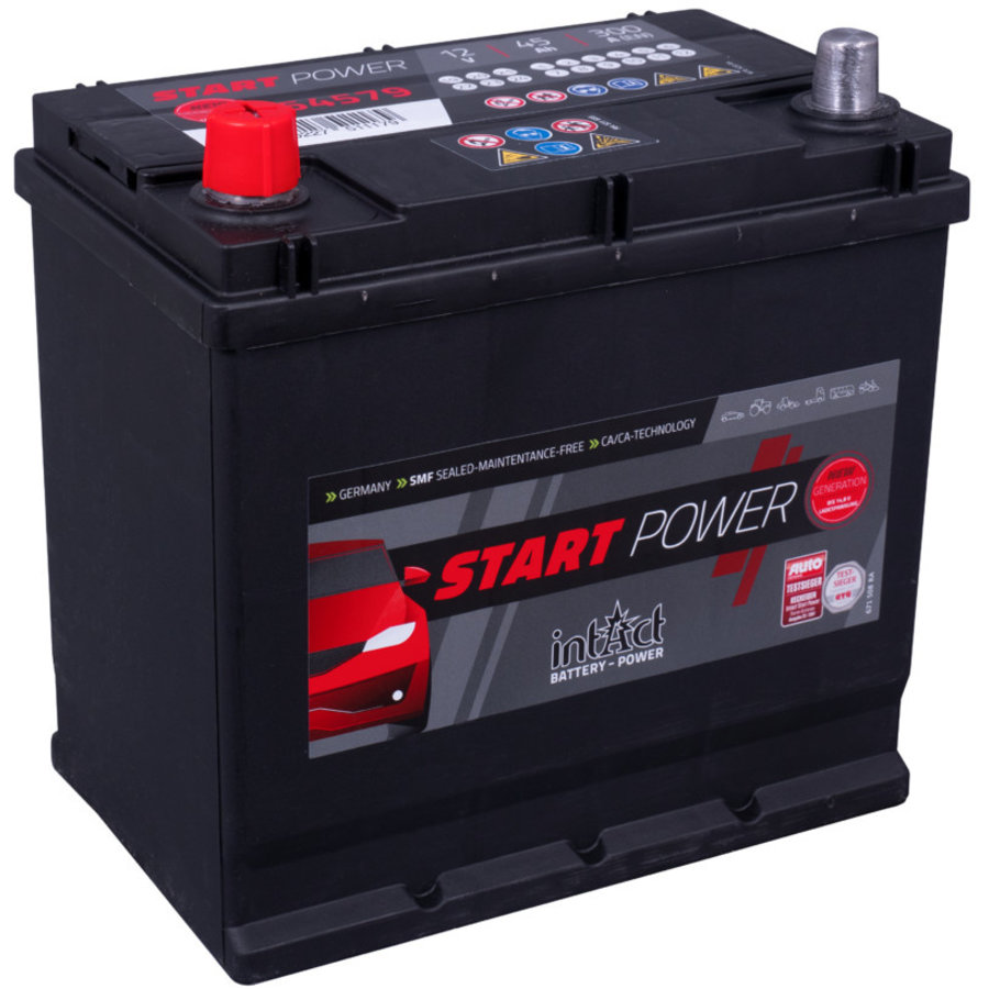 Intact Start-Power 12V 45Ah-1
