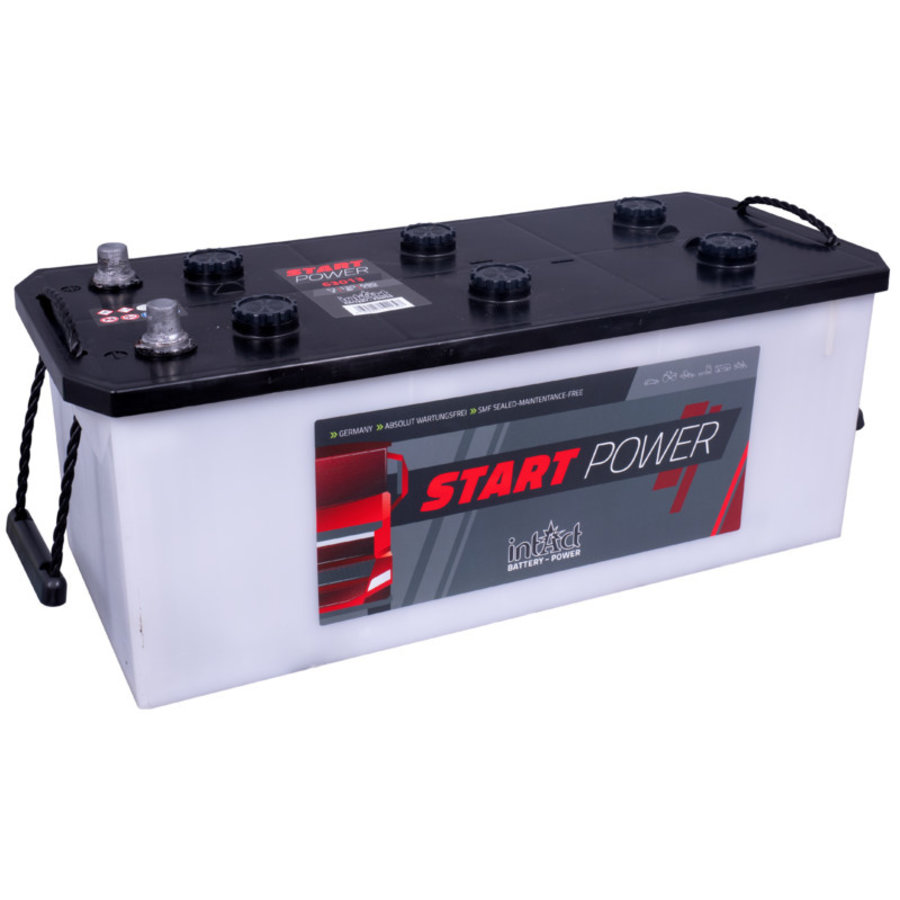 Intact Start-Power 12V 130Ah-1