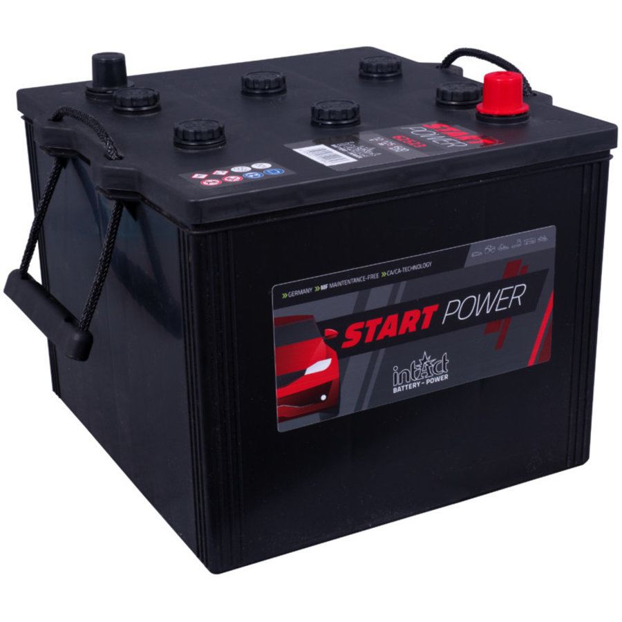 Intact Start-Power 12V 125Ah-1