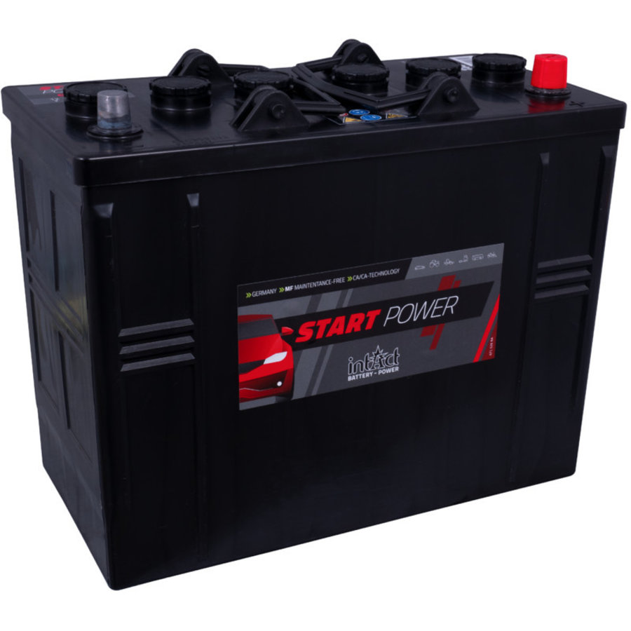 Intact Start-Power 12V 125Ah-1