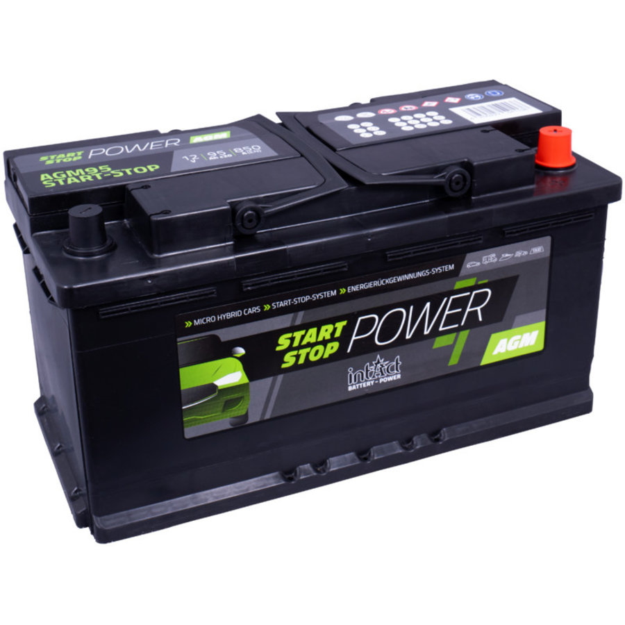 Intact Start-Stop-Power 12V 90Ah-1