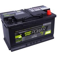 Intact Start-Stop-Power 12V 80Ah